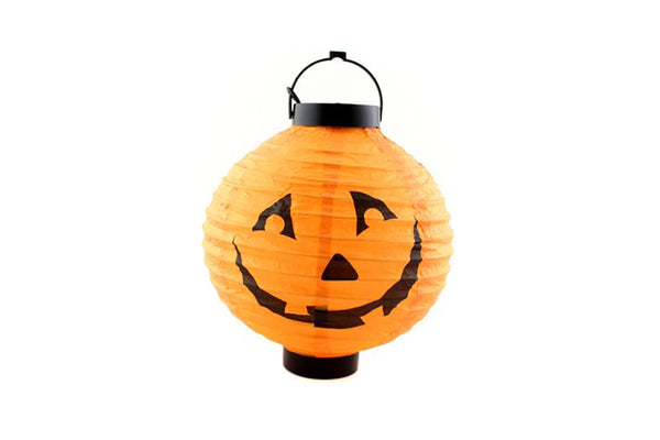 Halloween Pumpkin LED Lantern | Pop Roc Parties