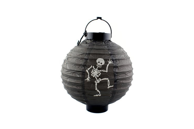 Halloween Skeleton LED Lantern | Pop Roc Parties