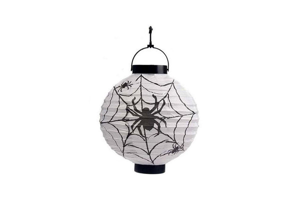 Halloween Spider LED Lantern | Pop Roc Parties