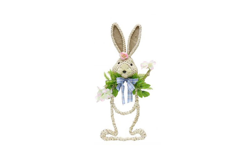 Whimsical Easter Bunny - Blue-Pop Roc Parties