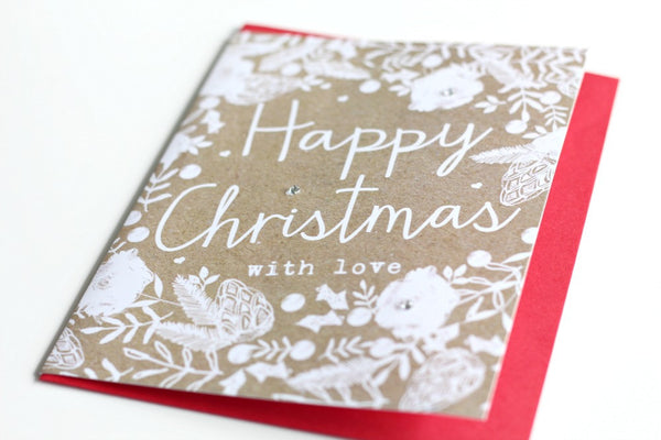 Kraft 'Happy Christmas' with Love Card | Pop Roc Parties