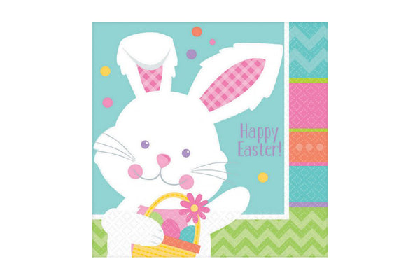 Hippity Hop Easter Napkins-Pop Roc Parties