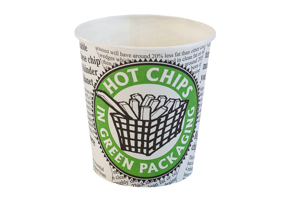 Hot Chips Paper Cup | Pop Roc Parties