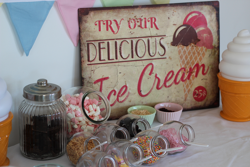 Ice Cream Partybox | Pop Roc Parties