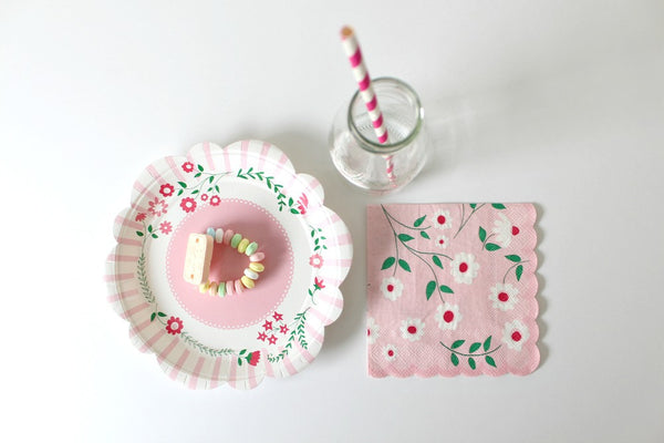 I'm a Princess Small Napkins - on Sale due to sun-fade - Pop Roc Parties