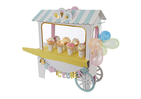 Ice Cream Cart Centrepiece