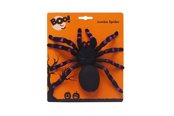 Jumbo Halloween Spider | Pop Roc Parties