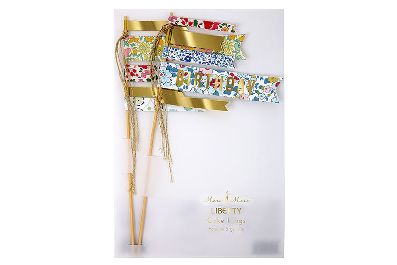 Liberty Cake Flags - Pop Roc Parties