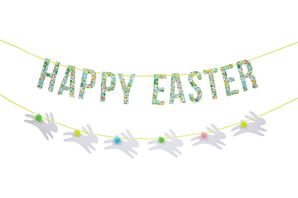 Betsy Liberty Easter Garland | Pop Roc Parties
