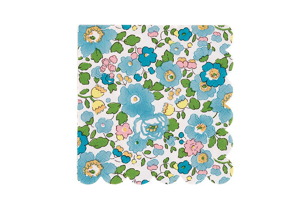 Liberty Green Napkins - Pop Roc Parties
