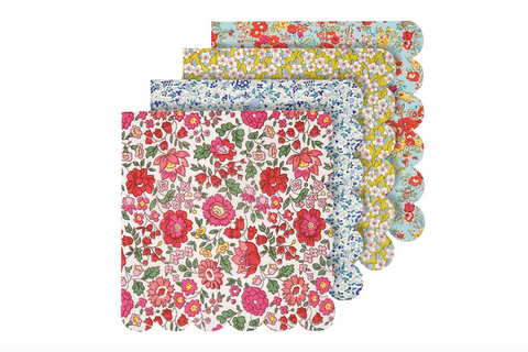 Assorted Liberty Napkins