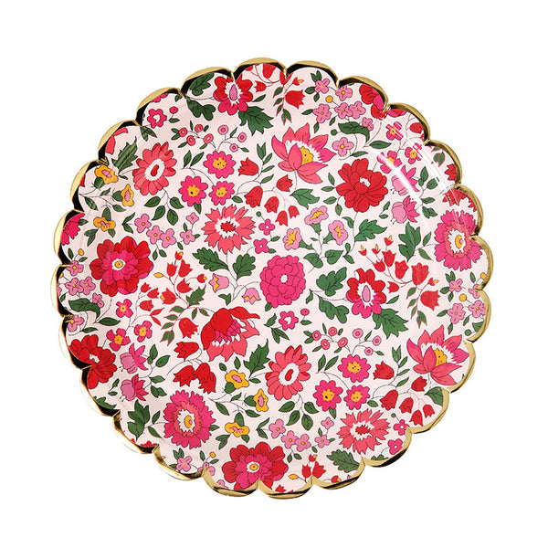 Assorted Liberty Plates - Pop Roc Parties