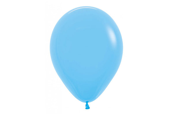 Light Blue Balloon Pack | Pop Roc Parties
