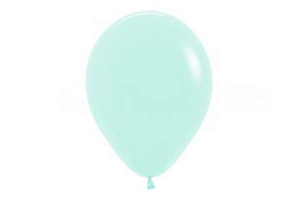 Green Pastel Matte Balloon Pack | Pop Roc Parties