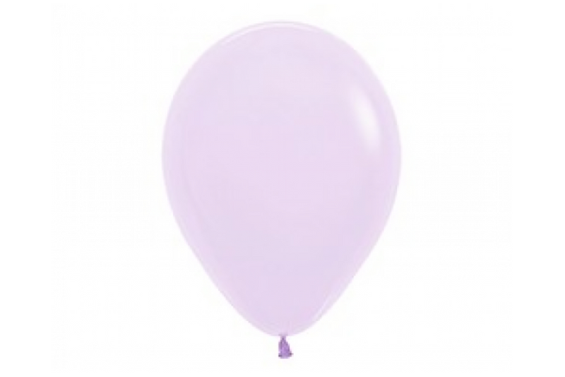 Matte Lilac Pastel Balloon Pack | Pop Roc Parties