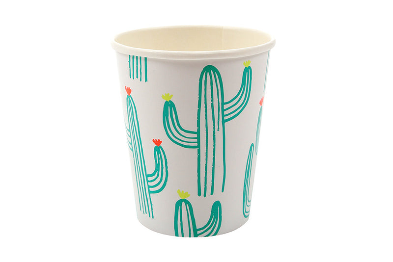 Meri Meri Cactus Cups - Pop Roc Parties