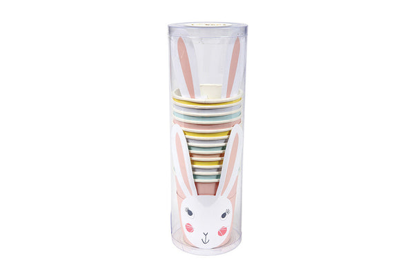 Easter Bunny Cups - Pop Roc Parties