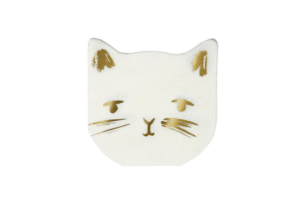 Meri Meri Cat Napkins | Pop Roc Parties