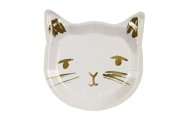 Meri Meri Cat Plates | Pop Roc Parties