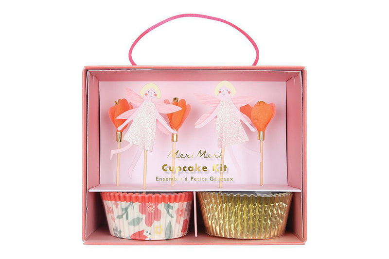 Fairy Cupcake Kit | Pop Roc Parties