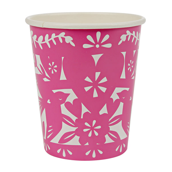 Meri Meri Fiesta Cups - Pop Roc Parties