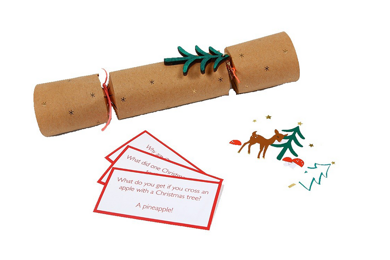 Meri Meri Woodland Christmas Crackers | Pop Roc Parties