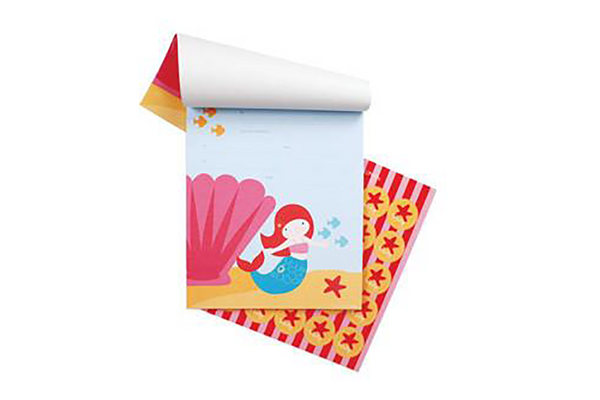 Mermaid Invitations - Pop Roc Parties