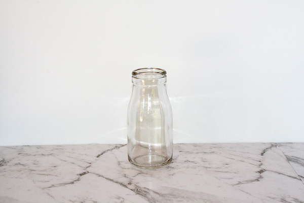 Mini Milk Bottles - HIRE | Pop Roc Parties