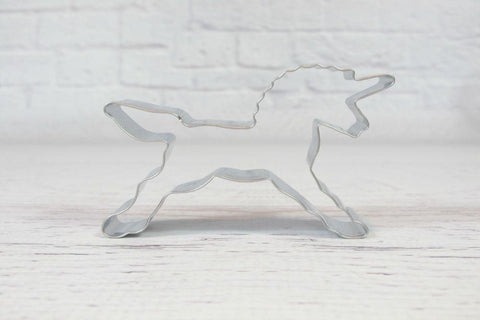 Mini Unicorn Cookie Cutter