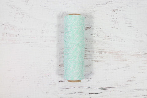 Mint 4 Ply Bakers Twine Roll