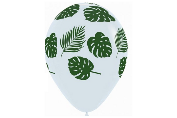 Monstera Leaf Balloon
