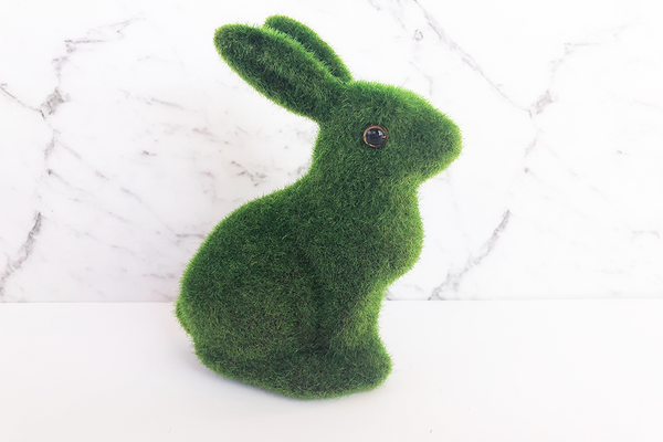Sweet Mossy Rabbit Woodland Creature - Pop Roc Parties