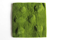 Mossy Square Mat - Pop Roc Parties