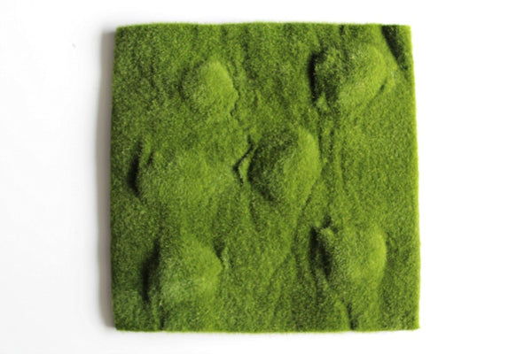 Mossy Square Mat | Pop Roc Parties