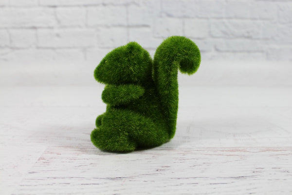 Sweet Mossy Squirrel Woodland Creature - Pop Roc Parties