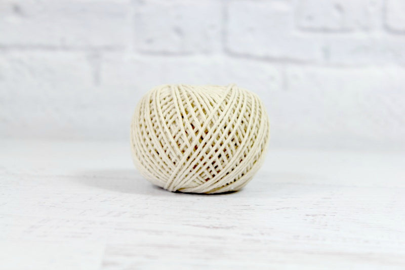 Ball of Natural Cotton Twine | Pop Roc Parties