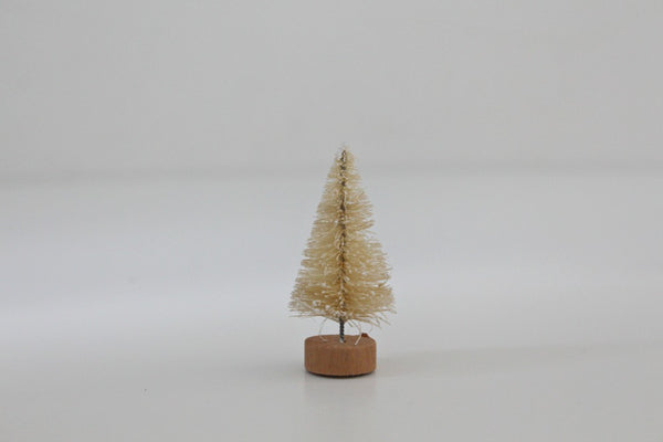 Natural Mini Bristle Trees - Pop Roc Parties