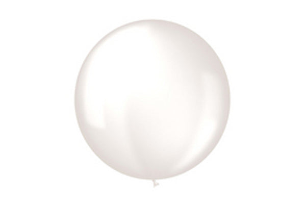 Nude Jumbo Balloon - 90cm | Pop Roc Parties