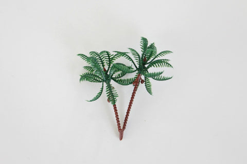 Twin Punga Fern Toppers