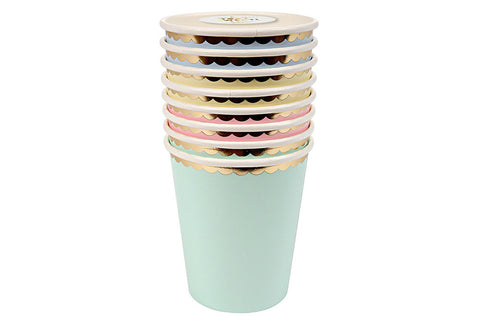 Meri Meri Pastel Party Cups