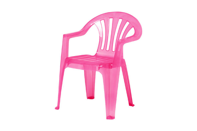 Pink Chair-Pop Roc Parties