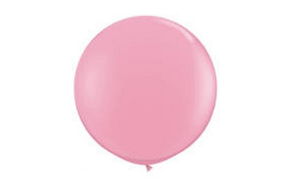 Pink Jumbo Balloon - 90cm | Pop Roc Parties