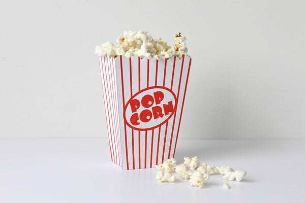 Popcorn Boxes - Pop Roc Parties