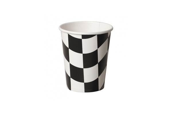 Racing Checkered Cups | Pop Roc Parties