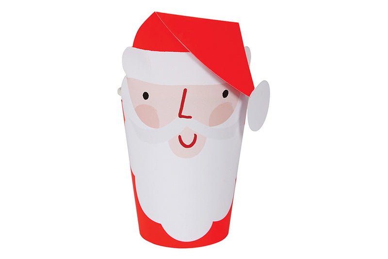 Meri Meri Santa Cups | Pop Roc Parties