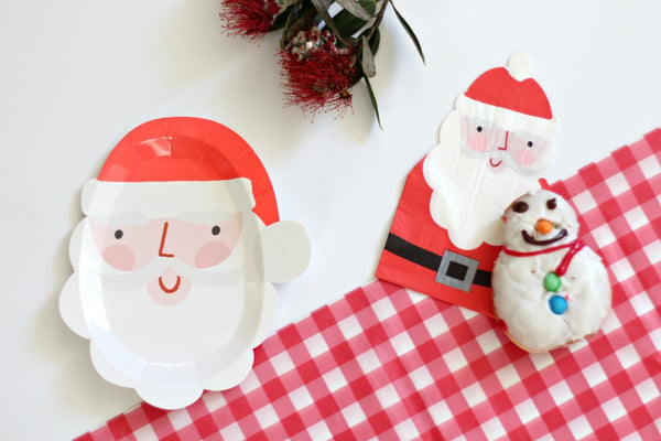 Meri Meri Santa Napkins | Pop Roc Parties