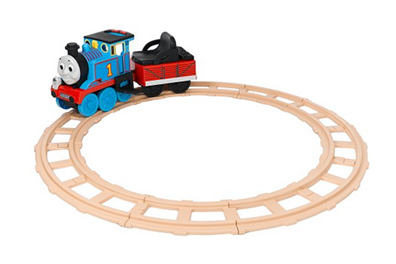 Ride-on Thomas the Tank Engine | Pop Roc Parties