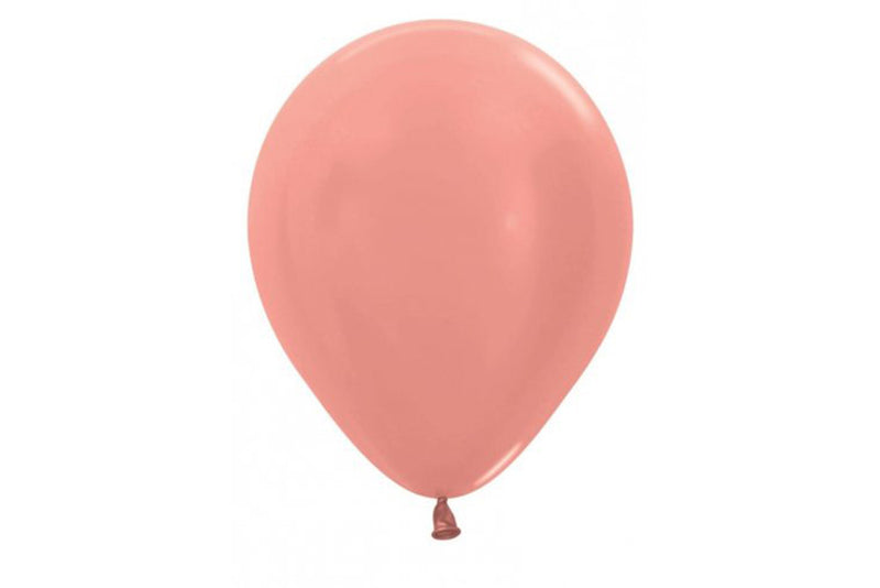 Rose Gold Balloon Pack | Pop Roc Parties