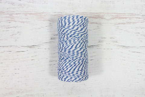 Royal Blue 12 Ply Bakers Twine Roll