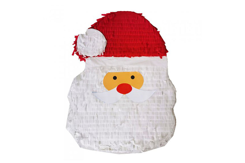 Santa Head Pinata | Pop Roc Parties